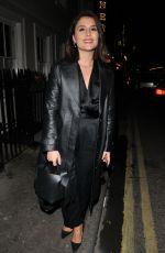 Jessie Ware At The Grey Goose x GQ Style pre BAFTAs dinner, London, UK