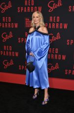 Joely Richardson At Red Sparrow