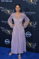 Jurnee Smollett At A Wrinkle in Time