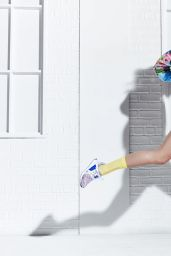 Karlie Kloss - For Adidas by Stella McCartney Spring 2018 Collection