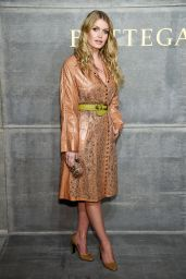 Kitty Spencer At Bottega Veneta show, New York Fashion Week