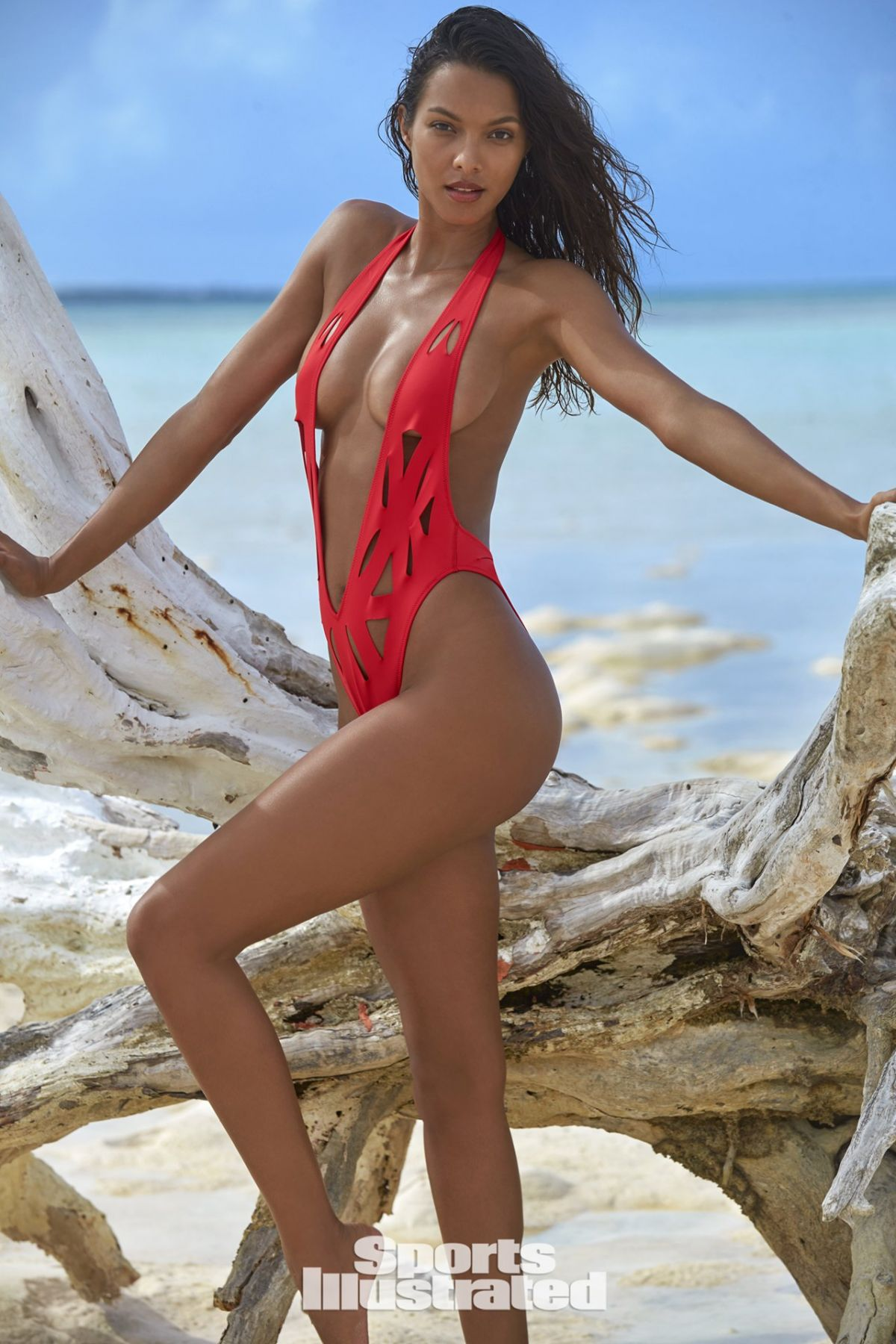 Lais Ribeiro in Sports Illustrated Swimsuit Issue 2018