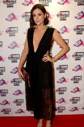 Lilah Parsons At VO5 NME Awards 2018, Arrivals, London