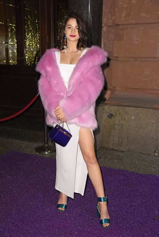 Lisa-Marie Koroll Attends Place To B Party by Bild as part of 68th Berlinale Film Festival Place To B Party in Berlin