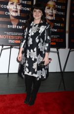 Madeleine Martin At New York Special Screening for HBO