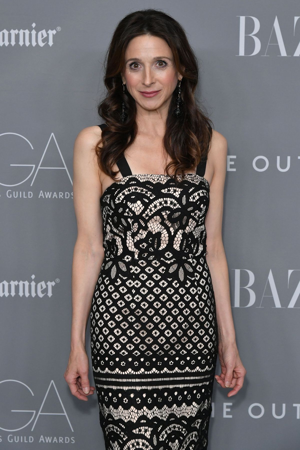 Marin Hinkle At 20th Annual Costume Designers Guild Awards, Los Angeles - Celebzz - Celebzz