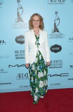 Melissa Leo At Make-Up Artist & Hair Stylist Guild Awards at The Novo LA Live in Los Angeles