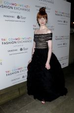 Nicola Roberts At Commonwealth Fashion Exchange VIP preview, London, UK