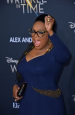 Oprah Winfrey At A Wrinkle in Time