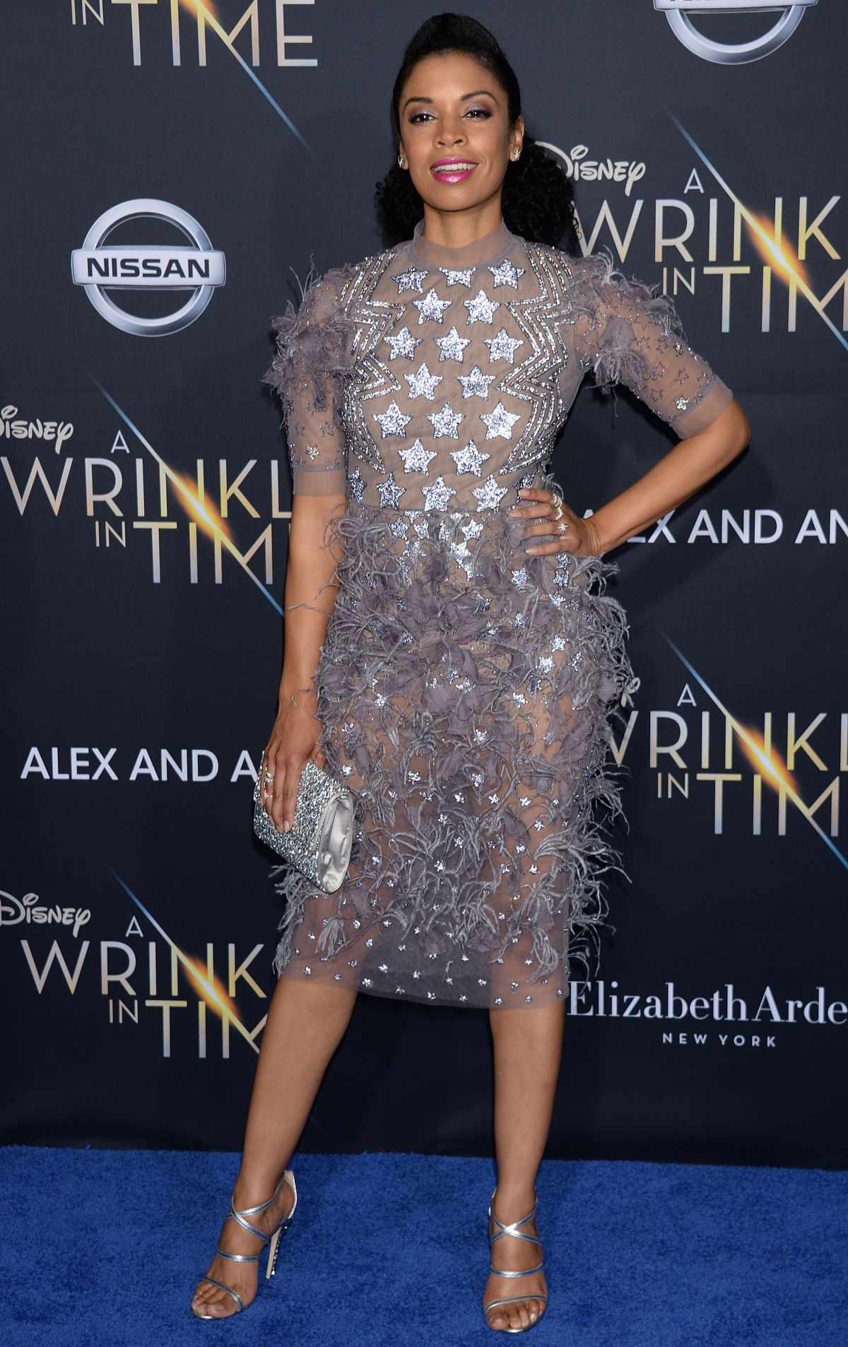 ade4653fa3c The company s red carpet credentials are also growing. The singer Rita Ora  wore a mesh