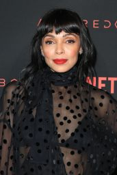 Tamara Taylor At Altered Carbon Premiere in Los Angeles