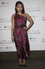Vanessa White At Commonwealth Fashion Exchange VIP preview, London, UK