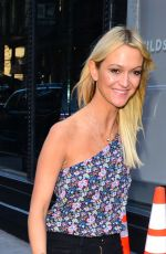 Zanna Roberts Rassi Stop by the AOL Build Series in New York