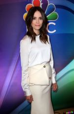 Abigail Spencer At 2018 NBC NY Midseason Press Junket