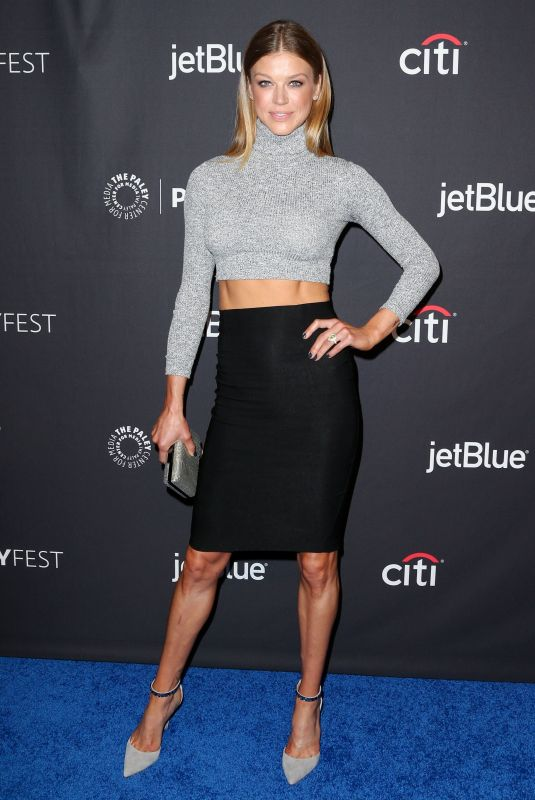 """Adrianne Palicki At """"The Orville"""" panel at 35th Annual PaleyFest Los Angeles"""