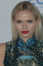 Alli Simpson At The Academy Awards Global Green Pre-Oscars Party, Los Angeles