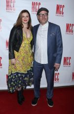 Amber Tamblyn At MCC Theater