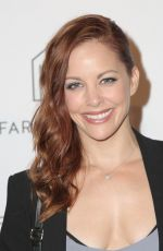 Amy Paffrath At the grand opening of Farmhouse held at the Beverly Center in Los Angeles