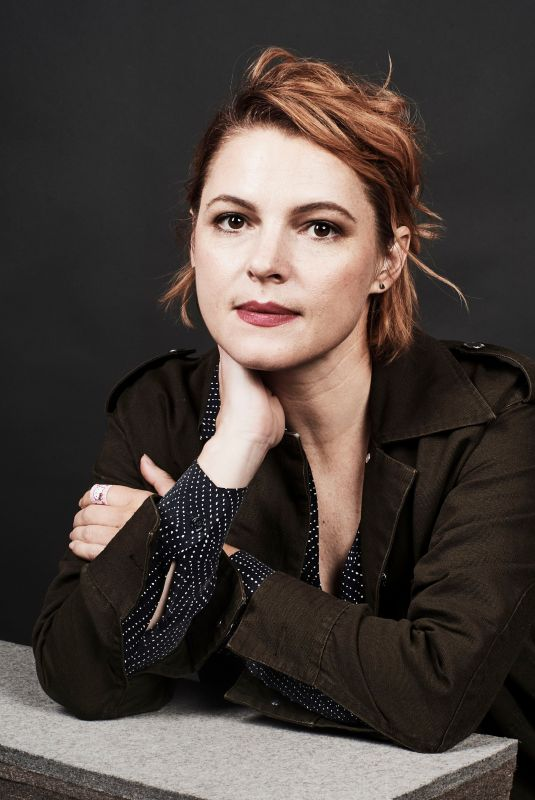 Amy Seimetz At Deadline Studio at SXSW Presented by MoviePass, Day 3, Austin