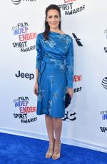 Ana Asensio At 33rd Film Independent Spirit Awards in Santa Monica
