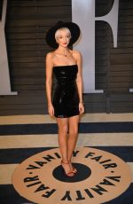 Andrea Riseborough At Vanity Fair Oscar Party, Los Angeles
