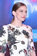 Anna Chlumsky At Opening for Broadway revival Angels In America at the Neil Simon Theatre