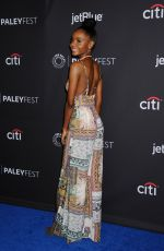 Ashleigh Murray At Paleyfest LA Presents Riverdale During the 35th Annual Paleyfest Los Angeles