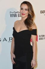 Bella Dayne At Elton John AIDS Foundation Academy Awards Viewing Party, Los Angeles