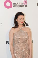 Bellamy Young At The 26th annual Elton John AIDS Foundation Academy Awards Viewing Party in West Hollywood