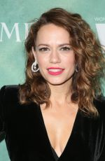 Bethany Joy Lenz At 11th Annual Women In Film Pre-Oscar Cocktail Party presented by Max Mara and BMW at Crustacean Beverly Hills in Beverly Hills