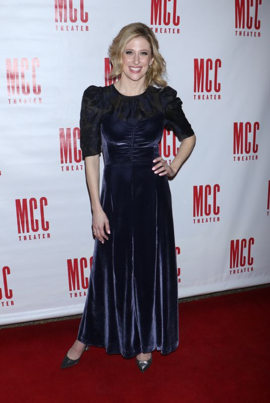 Caissie Levy At MCC Theater