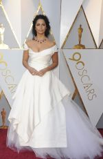 Camila Alves At 90th Annual Academy Awards, Los Angeles