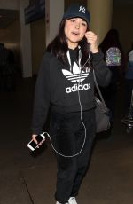 Camille Guaty At LAX