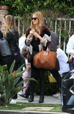 Cat Deeley At Easter party on St. Patrick