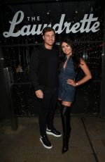 Charlotte Dawson At Cocktails and Carbs Launch at The Laundrette in Manchester