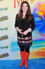 Chilina Kennedy At Opening night for Escape to Margaritaville at the Marquis Theatre in New York