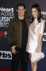 Chloe Bridges At iHeartRadio Music Awards, Los Angeles