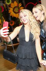 Chloe Lukasiak At Milly Loves Fred Segal Pop-Up Launch Party in Los Angeles