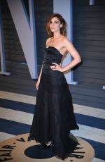 Clotilde Courau At Vanity Fair Oscar Party in Beverly Hills