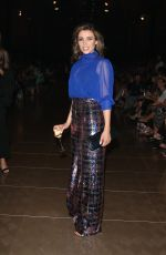 Dannii Minogue Arrives ahead of the VAMFF 2018 Virgin Australila Grand Showcase presented by marie claire
