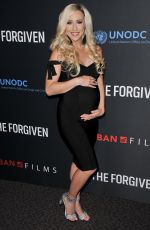"Debbie Sherman Arrives at ""The Forgiven"" Los Angeles Premiere held at the Directors Guild Of America in Los Angeles"