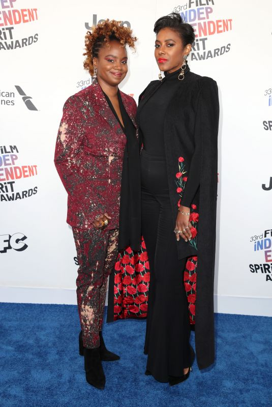 Dee Rees At 2018 Film Independent Spirit Awards in Santa Monica