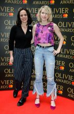 Ellie Morris At The Olivier Awards nominees luncheon, London, UK