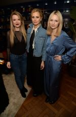 Emily Berrington At M.i.h. Jeans Marrakesh 1971 dinner hosted by Laura Bailey and Cathy Kasterine
