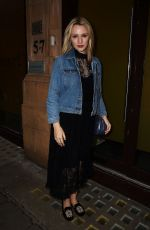 Emily Berrington At Murad Skincare Launch Party at Ice Tank in Central London