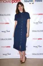 Emily Mortimer At Deadline Studio & Portrait at SXSW Presented by MoviePass, Day 4, Austin