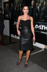 Eve Mauro At The Oath TV series premiere in Los Angeles