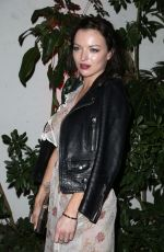 Francesca Eastwood At Cadillac Oscar Celebration, Los Angeles