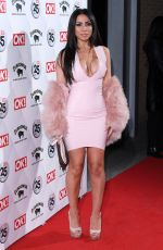 Francine Lewis Attends the OK! Magazine
