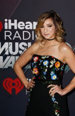 Gabbie Hanna At iHeartRadio Music Awards, Los Angeles